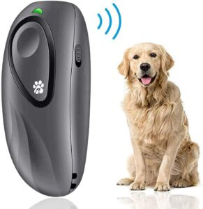BIG DEAL Ultrasonic Bark Control Device