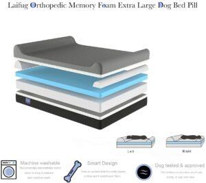 Laifug Orthopedic Memory Foam