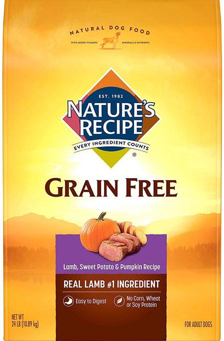 Grain-Free food for dog