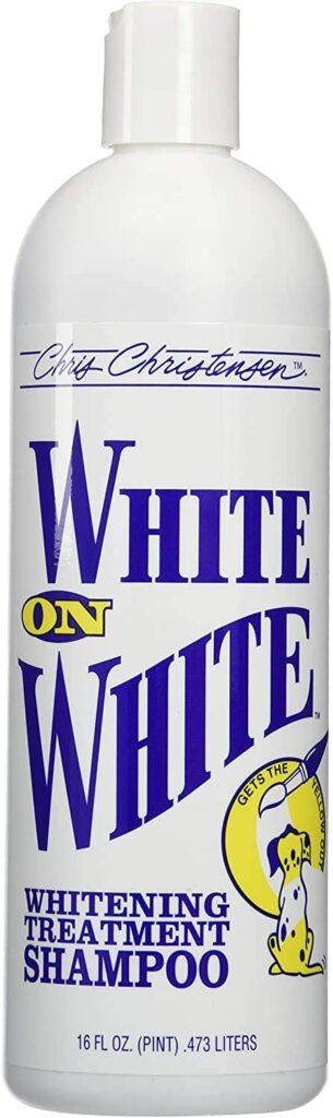 Chris Christensen White on White Shampoo for Pets