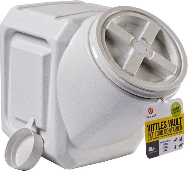 Gamma2-Vittles-Vault-Outback-Airtight-Pet-Food-Storage-Container