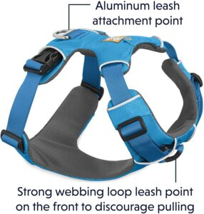 RUFFWEAR, Front Range Dog Harness,