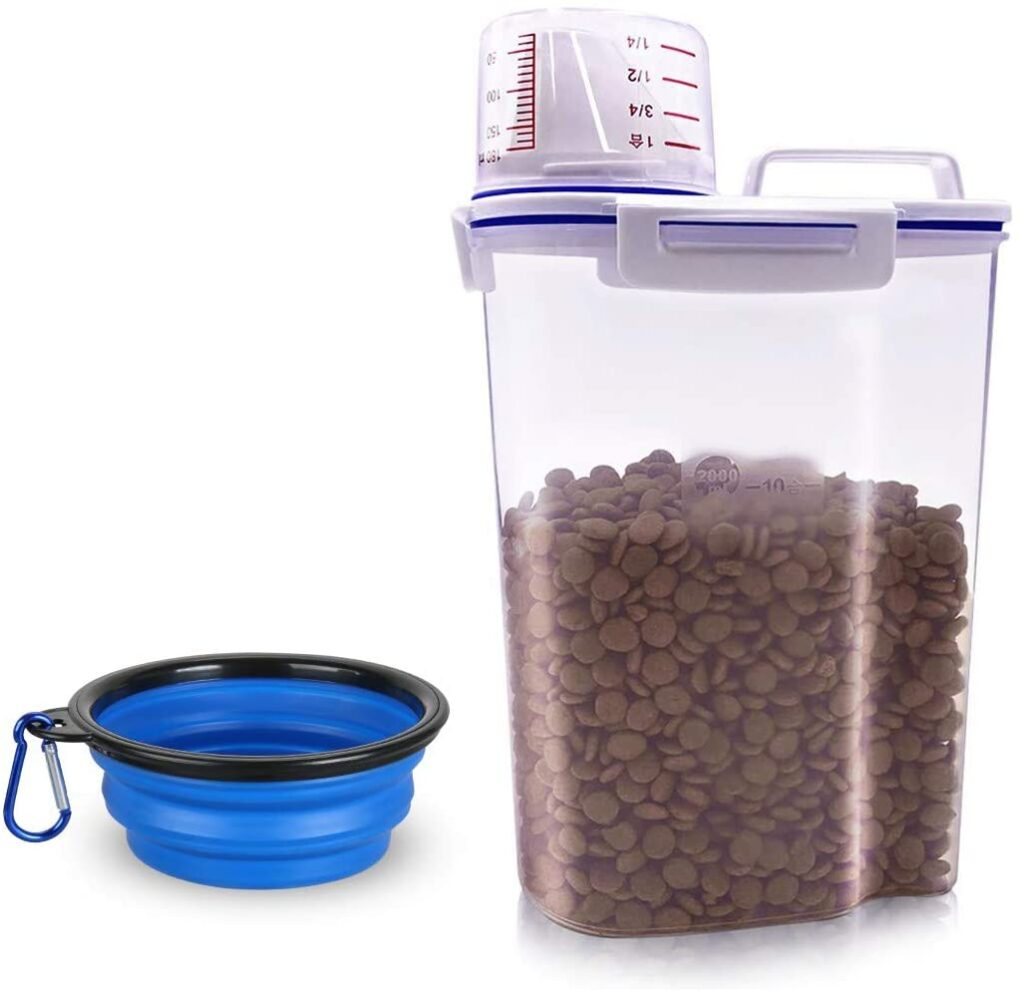 TIOVERY-Pet-Food-Storage-Containe