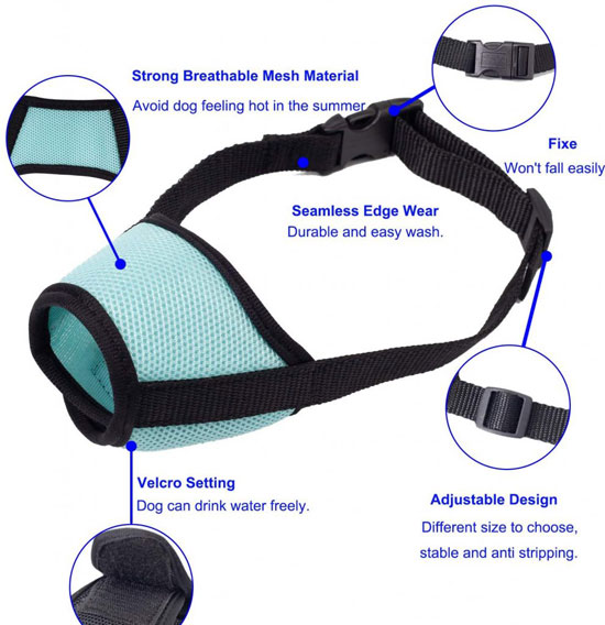 Wintchuk-Soft-Dog-Muzzle-with-Mesh-Designs