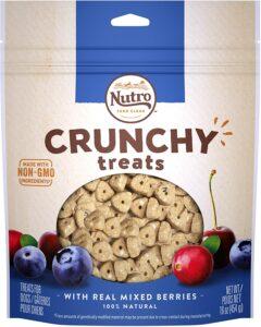 Nutro crunchy treat