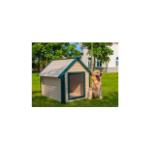 Climate Master Dog Heated House