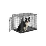 Ultima Pro Folding Metal Dog Crate