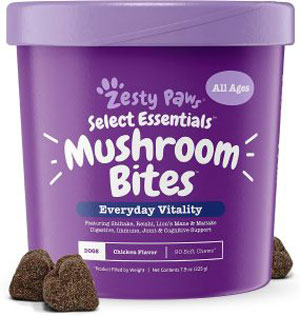 Zesty-Paws-Organic-Mushroom-Chewable-Treats-for-Dogs