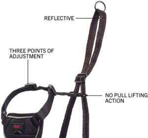 HALTI No-Pull Harness features