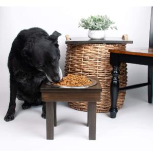 OFTO Single and Double Raised Dog Bowls