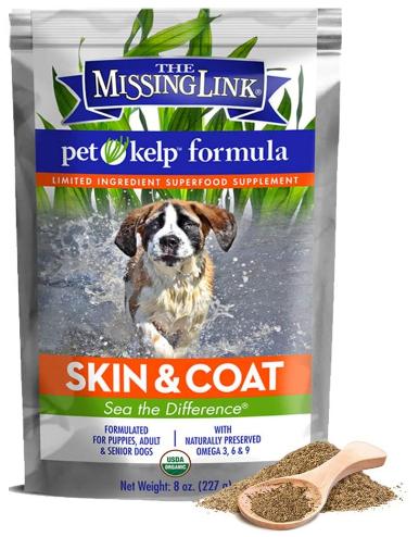 Organic Pet Kelp Probiotic Formula
