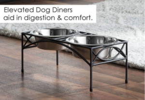 Suitable for large breeds
