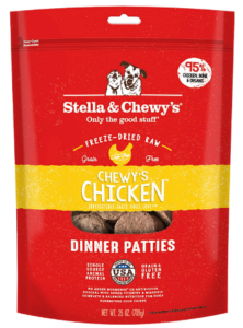 Stella and Chewy's Freeze-Dried Raw Chewy's Chicken Meal