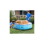 Folding Pet Bath Pool Collapsible
