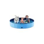 Jasonwell Foldable Dog Pet Bath Pool Collapsible Dog Pet Pool Bathing