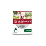 K9 Advantix II Flea and Tick Prevention for Dogs