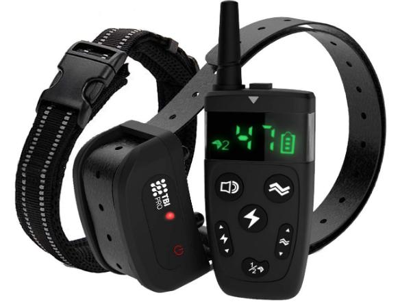 TBI Professional best Anti-Bark Collar with Dual Vibration