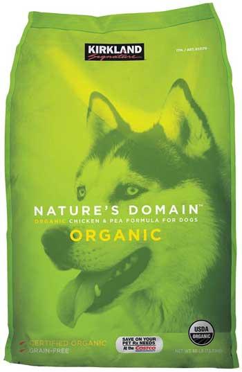 Kirkland-Organic-Dog-Food