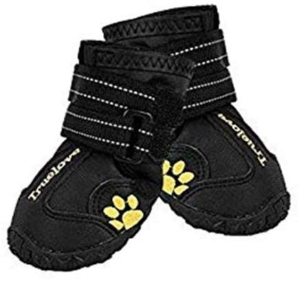 TrueLove pet all weather shoes set of 4 (size 8)