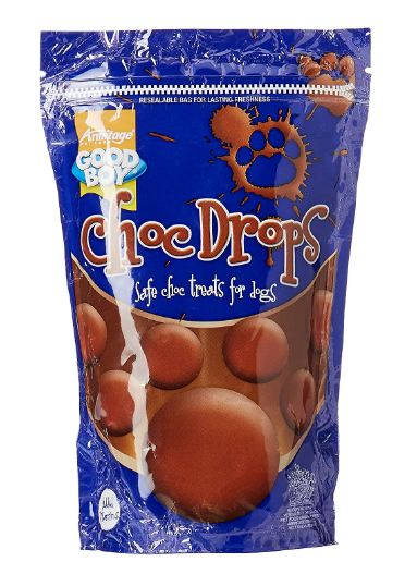 chocdrops fpr dogs