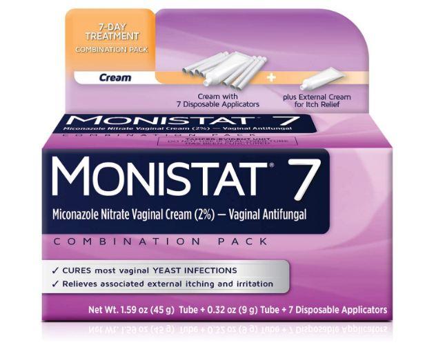 monistat cream