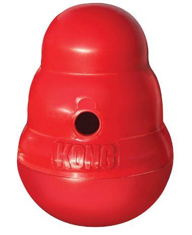 KONG – Wobbler – Interactive Treat Dispensing Dog Toy