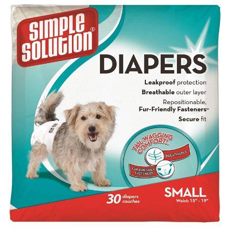 simple solution diaper