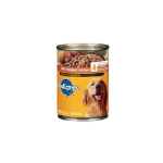 Pedigree Chopped Chicken Canned Dog Food