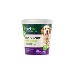 PetNC Natural Care Hip and Joint Soft Chew for Dogs