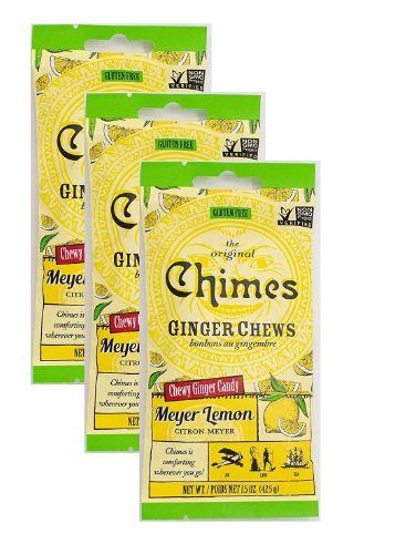 seasonal ginger chews