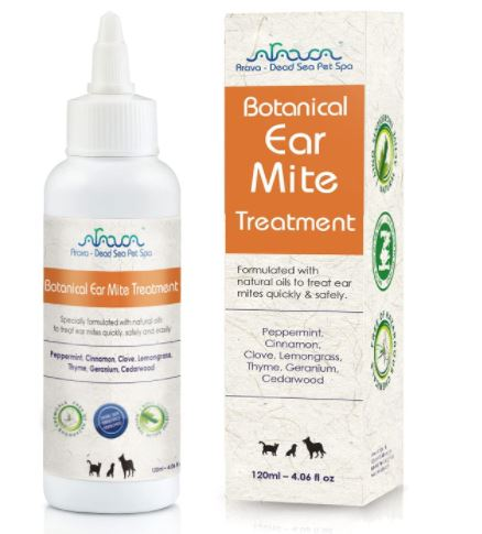 ear mite cleaner